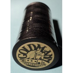 Goldmann Sew-all thread 200 metres, 100% Polyester black