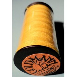 Goldmann Sew-all thread 200 metres, 100% Polyester yellow