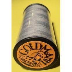 Goldmann 200 mètres, Fil à coudre, tout tissu gris moyenne