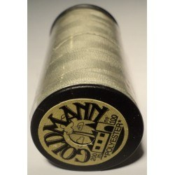 Goldmann Sew-all thread 200 metres, 100% Polyester khaki