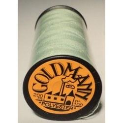 Goldmann 200 mètres, Fil à coudre, tout tissu pistache