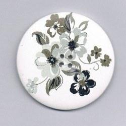 Bouton décoratif 50mm