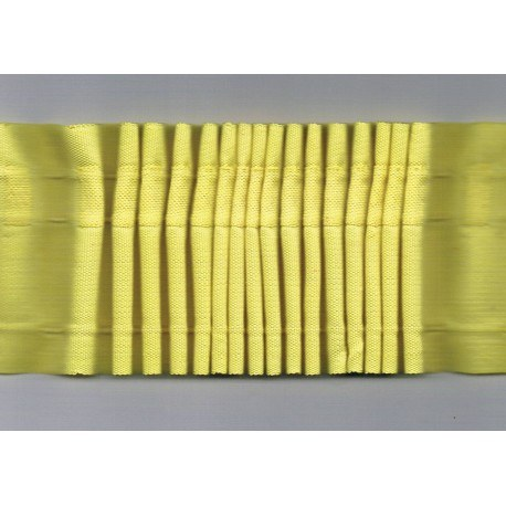 Pleating curtain tape 70mm