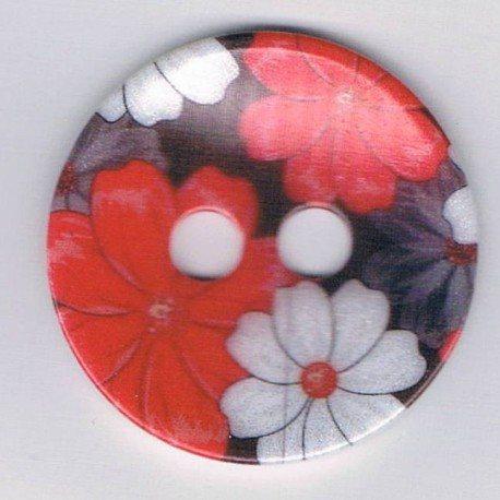 Decorative button 35mm