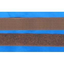 Scratch à coudre 30cm marron