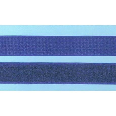 Hook and Loop sew-on 30cm dark blue
