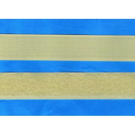 Scratch à coudre 30cm jaune pâle