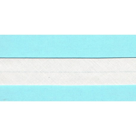 Bias Binding 20mm Of White