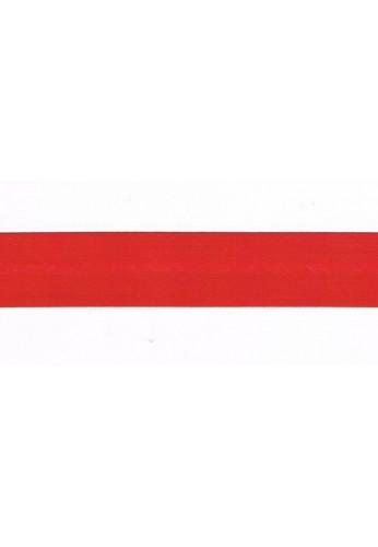 Ruban Biais 20mm Rouge