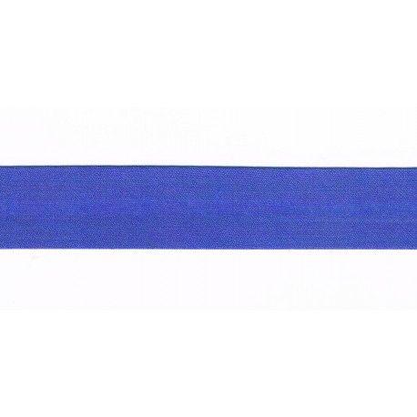 Ruban Biais 20mm Bleu-Royal