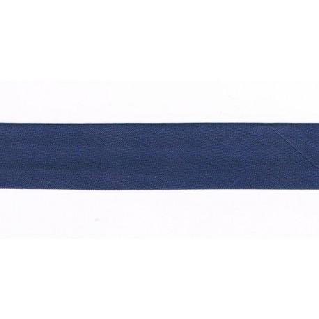 Bias Binding 20mm Navy-Blue