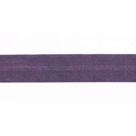 Bias Binding 20mm Purple