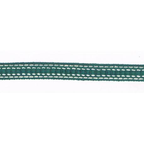Galon Passementerie 15mm vert
