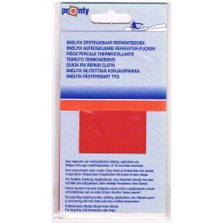 Quick fix repair cloth Red