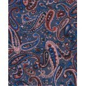 Patchwork fabric square 45x45cm Paisley