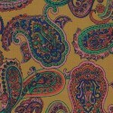 Fabric crafts 25x45cm Paisley