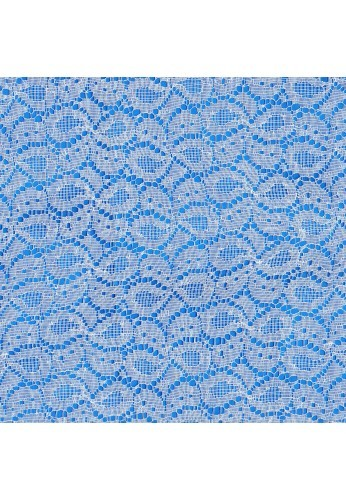 Fabric crafts 25x45cm White Lace