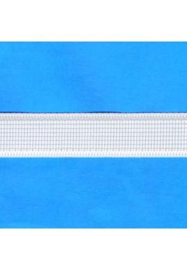 Ruban Baleine 12mm rigide blanc