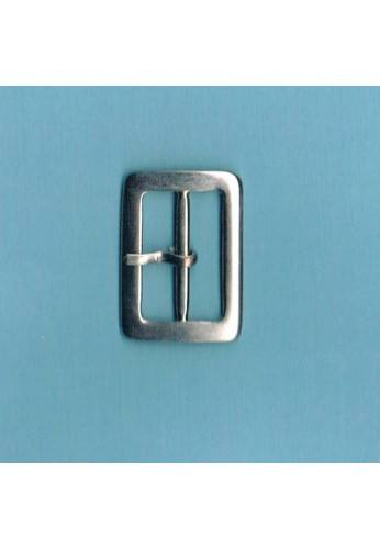 Rectanguler métal buckle 25mm