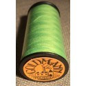 Goldmann Sew-all thread 200 metres, 100% Polyester fluor green