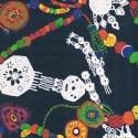 Fabric crafts 25x45cm