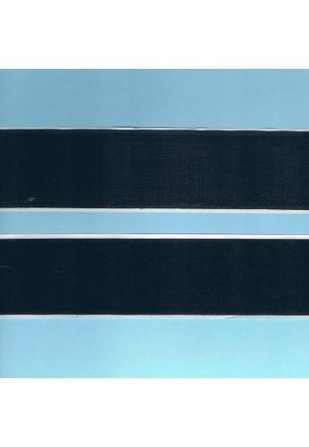 Hook and Loop adhesive BLACK 50mm sold per meter