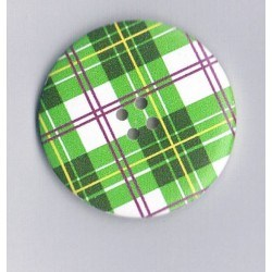 Decorative button, 40mm