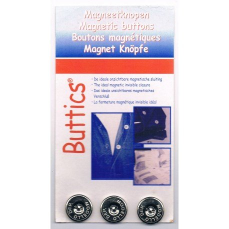 Bouton magnétiques