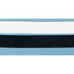 Elastique côtelé souple 30 mm (2,5 mètres)