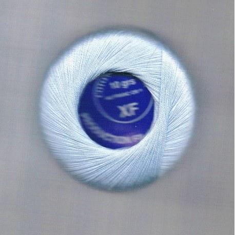 Coton à repriser bleu pâle
