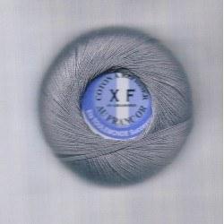 Coton à repriser gris