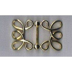 Boucle de ceinture 18 mm métal