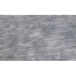Non Woven interfacing 90x200cm Iron-on Black